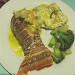 Lobstah! (And our new favourite vegetable-chayote),