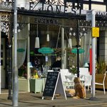 The Tea Station, Station Road, Deganwy