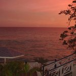 Beautiful sunsets from your balcony