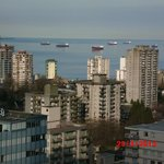 English Bay view
