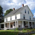 Historic 1865 B & B where TR healed