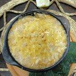 Pastel de jaiba / Crab pie