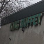 King Buffet sign