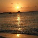 Grace Bay sunset