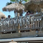 'Somewhere' on Grace bay
