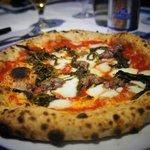 ...ottima pizza