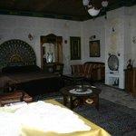 Kral dairesi değil standart oda
