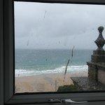 Bedroom window - Bird Poo
