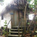 Cute cabana