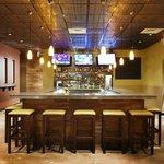 Bar with 5 big screen tis