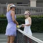 Instruction at the net