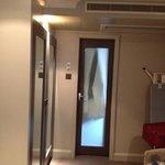 Dressing area & Door to en suite. Room 6023