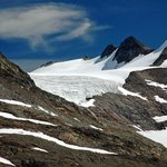 Many glaciers