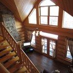 Bear model - living room