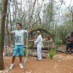 Photo de Cenote Maya Park