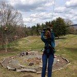 Zipline in Asheville