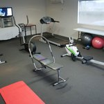 Well Equipped Air Conditioned Onsite Gym