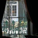 Window onto street