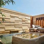 VIE Spa's Outdoor bath-tub