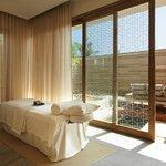 VIE Spa's Treatment Room