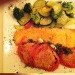 Baked Salmon Alforno