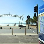 Iconic Surfers Paradise Beach is nearby