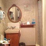 bathroom in room #1
