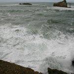onde selvagge e il profumo dell'oceano