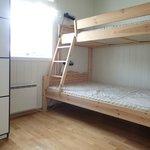 Small sleeping room one.