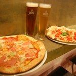 Pasta & Pizza Foto