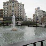 fontana piazza san Babila