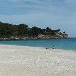 Castellammare Del Golfo pebble beach