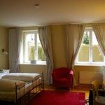 "Unser Doppelzimmer im Hotel ""Residenz Begaswinkel"""