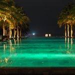 Resort at night - stunning!
