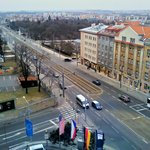 Vinohradska street