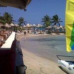 beach from main bar