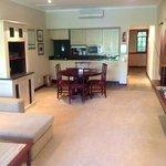 lounge kitchenette