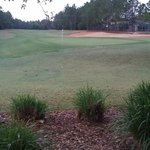 the 18 th green highlands reserve golf club