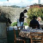 Jardin du Restaurant