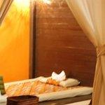 Massage Rooms.