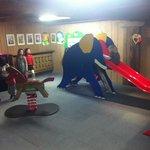 Sala giochi per piccini