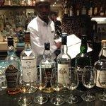 whisky tasting!