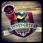 Kinney Creek's very own Limestone Ale!