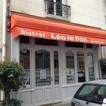 Léo le lion