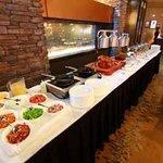 Sunday Brunch Buffet in Creations Restaurant