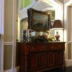 pretty lobby