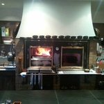 Fireplace Restaurant's Signature Wood Fire Oven