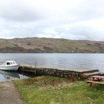 Jetty - Loch Awe