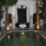 Délicieuse soirée à Marrakech