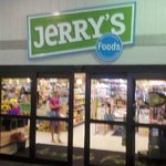 Entrance to Jerry's
